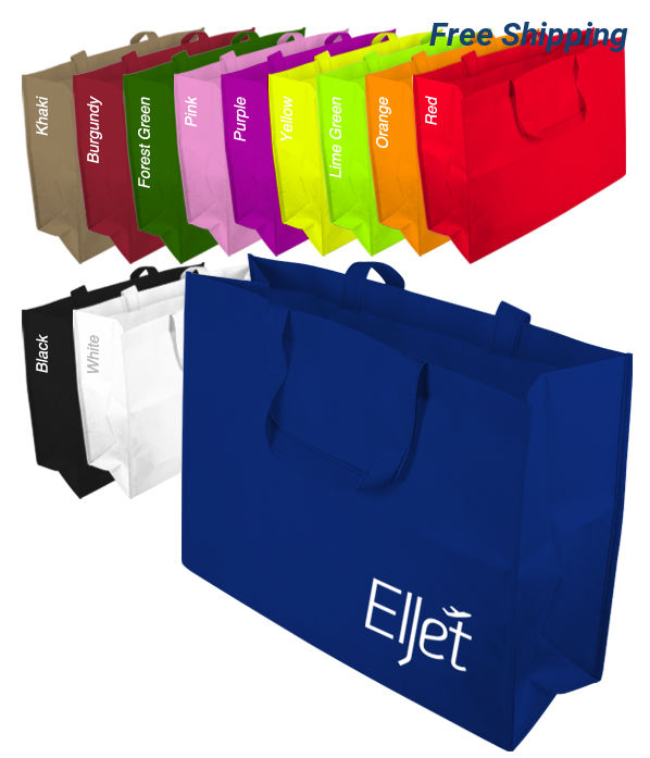 Large Grocery Tote Bags