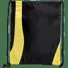 Black - Yellow - Custom, Cotton, Grocery