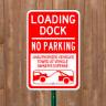 Loading Dock - Custom Parking Signs