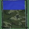 Camo - Blue - Drawstring, Draw, String, Back, Backpack, Backpacks, Tote, Bags, Tote, Bag, Shopper, Shopping, Budget, Totebag, Totebags;