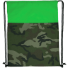 Camo - Lime Green - Drawstring, Draw, String, Back, Backpack, Backpacks, Tote, Bags, Tote, Bag, Shopper, Shopping, Budget, Totebag, Totebags;