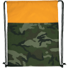 Camo - Orange - Drawstring, Draw, String, Back, Backpack, Backpacks, Tote, Bags, Tote, Bag, Shopper, Shopping, Budget, Totebag, Totebags;