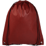 Burgundy - Drawstring, Draw, String, Back, Backpack, Backpacks, Tote, Bags, Tote, Bag, Shopper, Shopping, Budget, Totebag, Totebags;