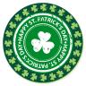 St. Patrick's Day #116863 - Custom Coasters