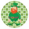St. Patrick's Day #116921 - Custom Coasters