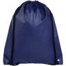 Navy Blue - Custom, Cotton, Grocery