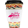 Unsewn Coffee Wraps - Sublimated Demo - Dye-sublimation