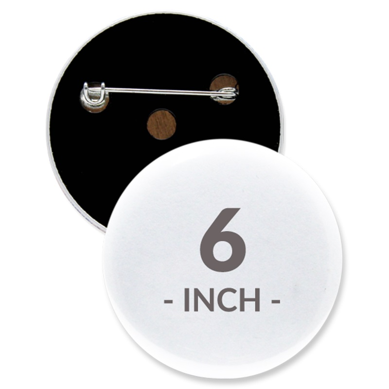 We can do ANY quantity in 3 different sizes 250 1 inch Full color Custom Buttons w pin