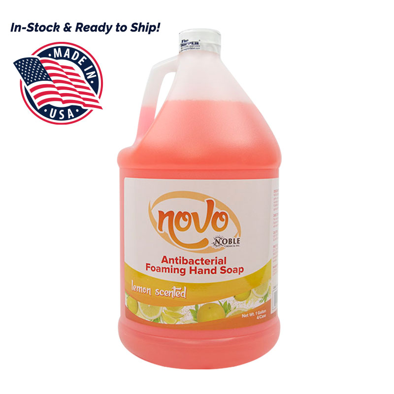 Antibacterial Foam Hand Soap 1 Gallon Made In USA