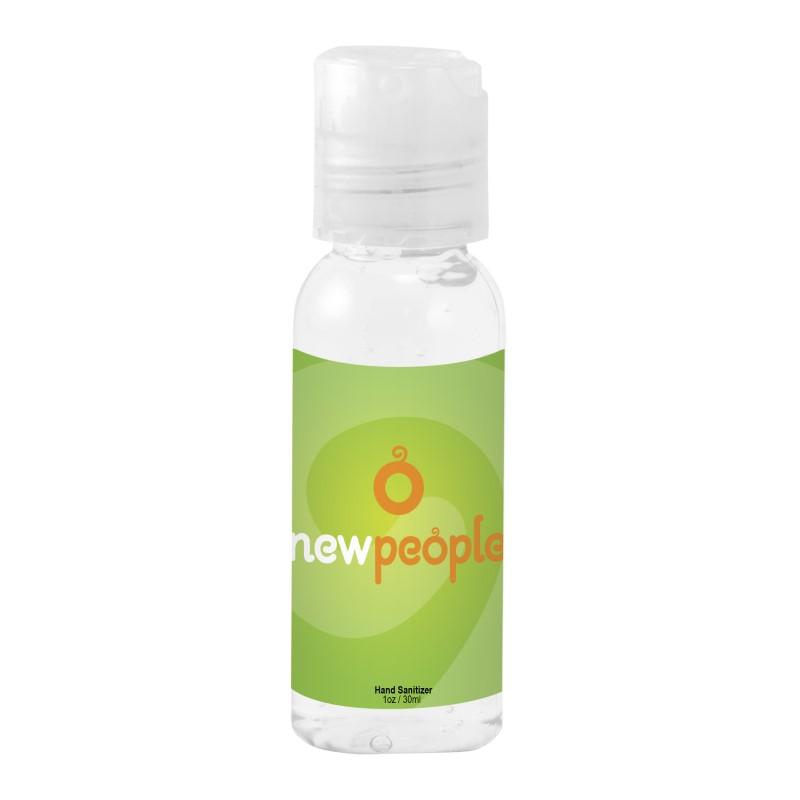 Antibacterial Hand Sanitizer Gel - Alcohol Free 1 Oz