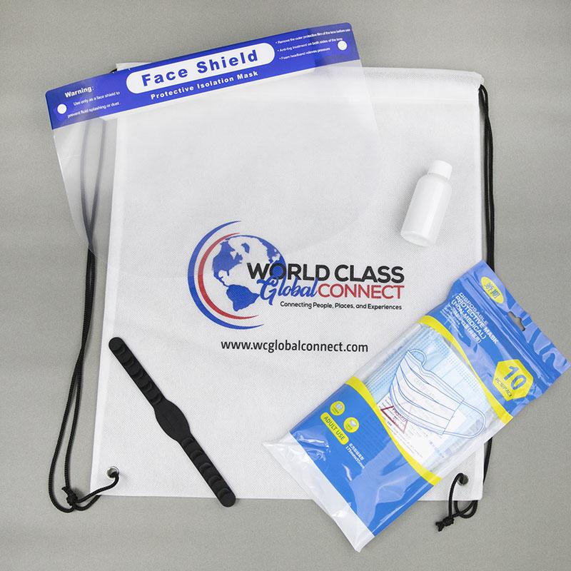 Basic Wellness Safety Kits