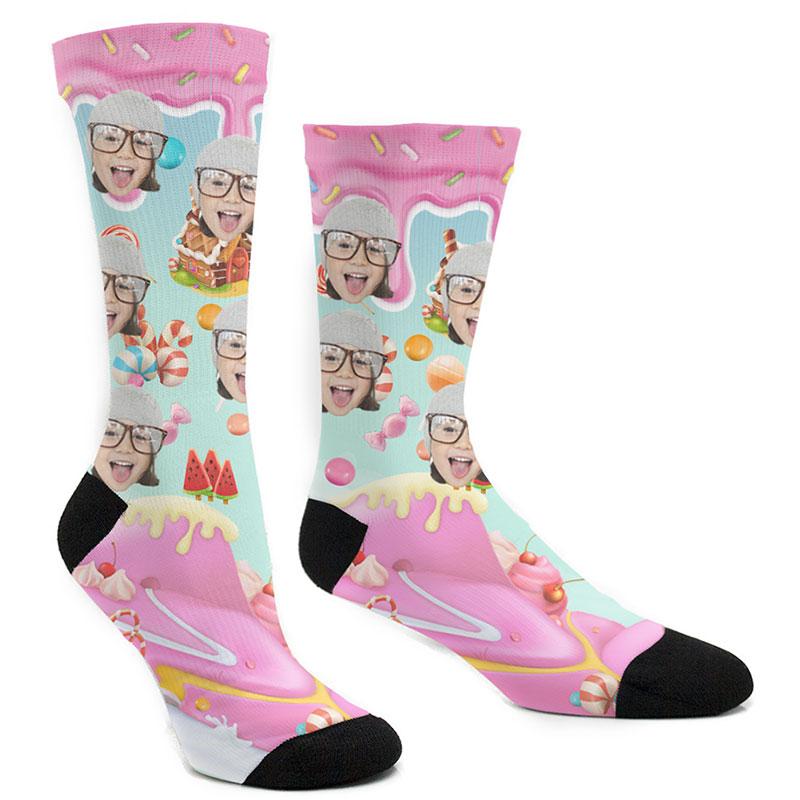 Custom Candy Socks