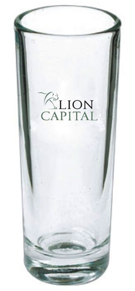 Clear Cordial Shot Glass- 2.5 Oz.