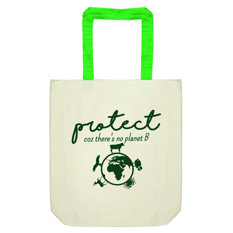Custom Promotional Cotton Tote Bags