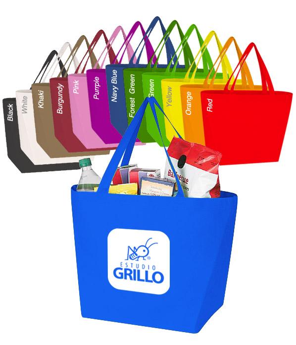 Custom Shopper Tote Bags