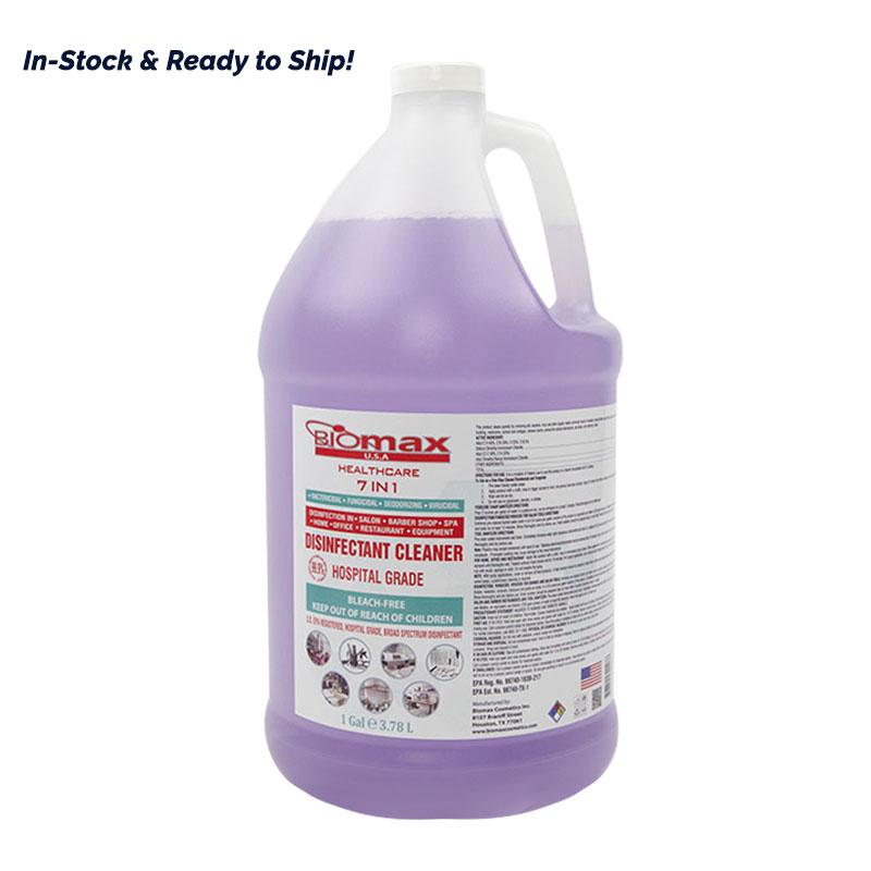 Liquid Disinfectant Solution 1 Gallon