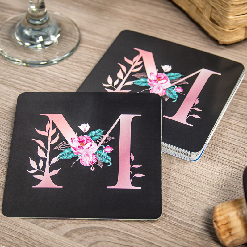 Paper Coasters - 4