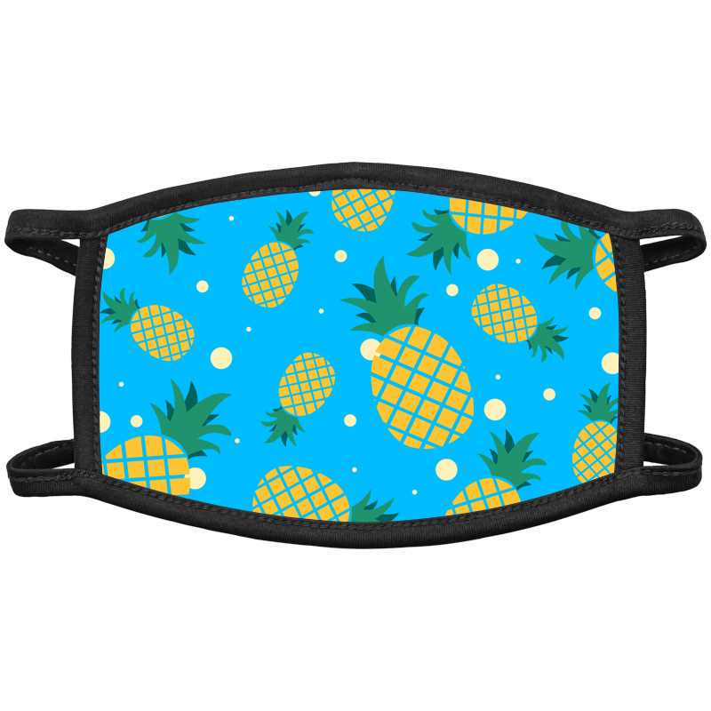 Pineapple Face Masks