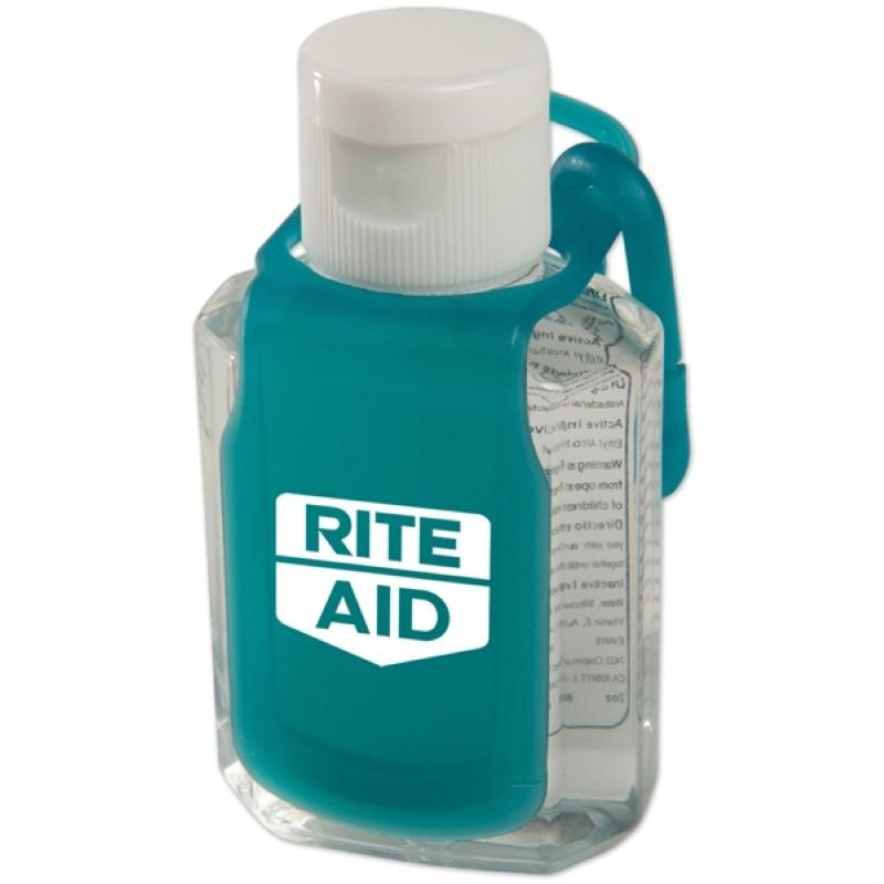 Protect Antibacterial Gel Caddy - 2 Oz