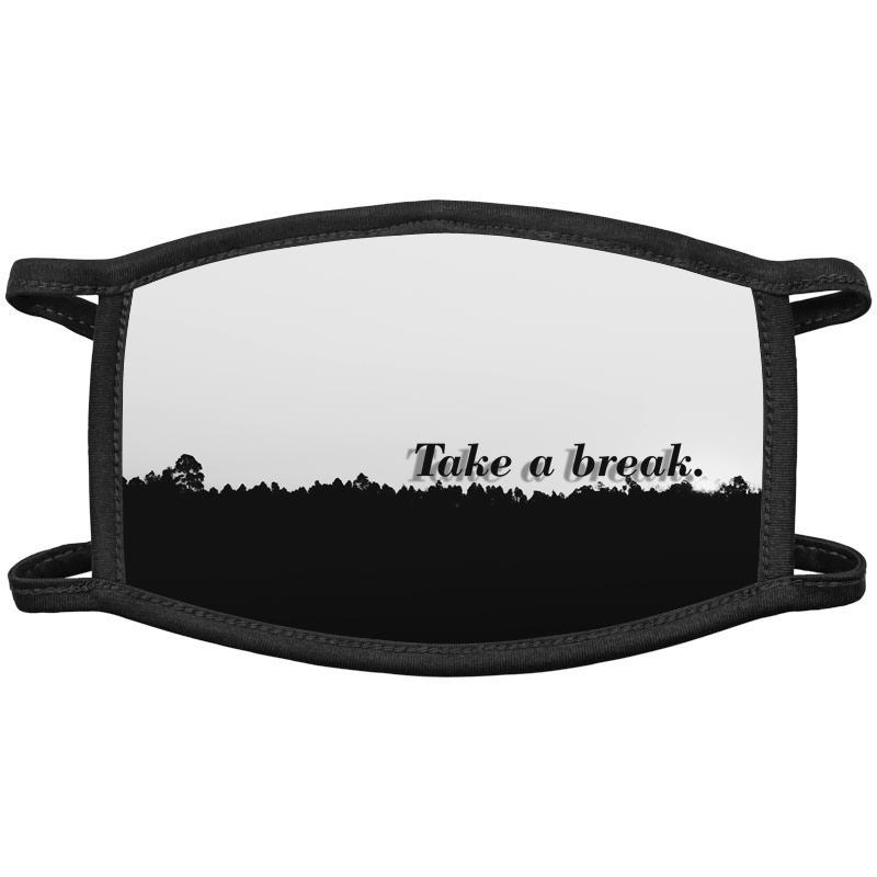 Take A Break Face Masks