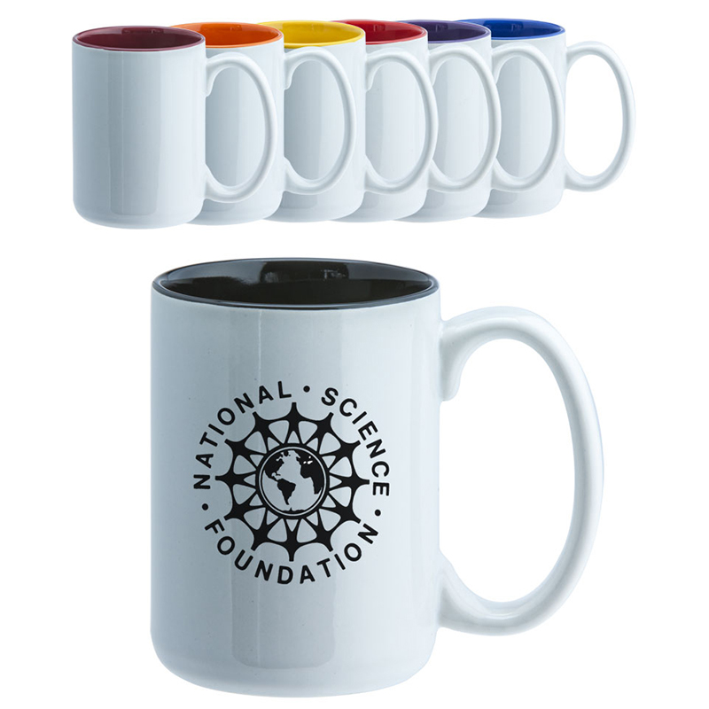 Two Tone El Grande 15oz Mugs