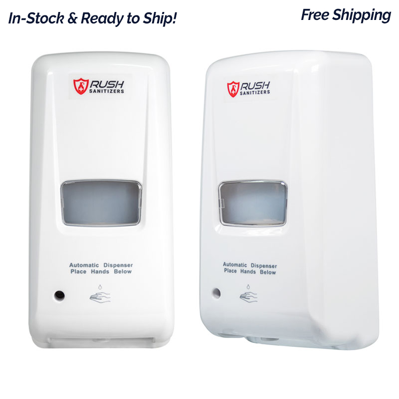 Wall Mounted Automatic Hand Sanitizer Dispenser